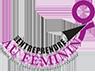Logo Osez Entreprendre Au Féminin